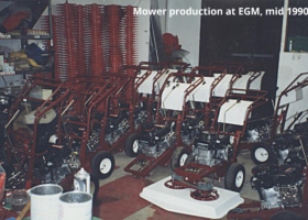 Mower Production
