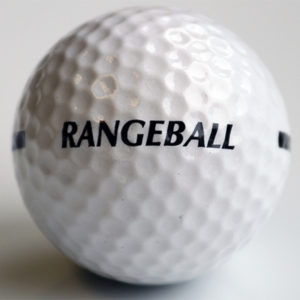 Rangeball 1 Piece full distance