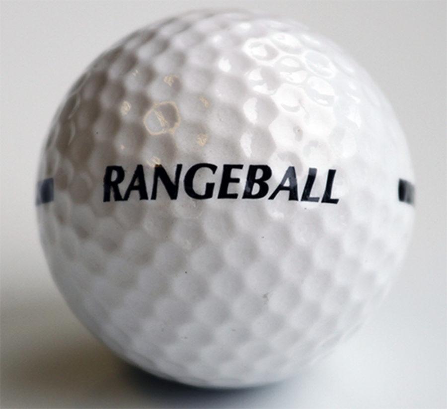 Rangeball 1 Piece full distance