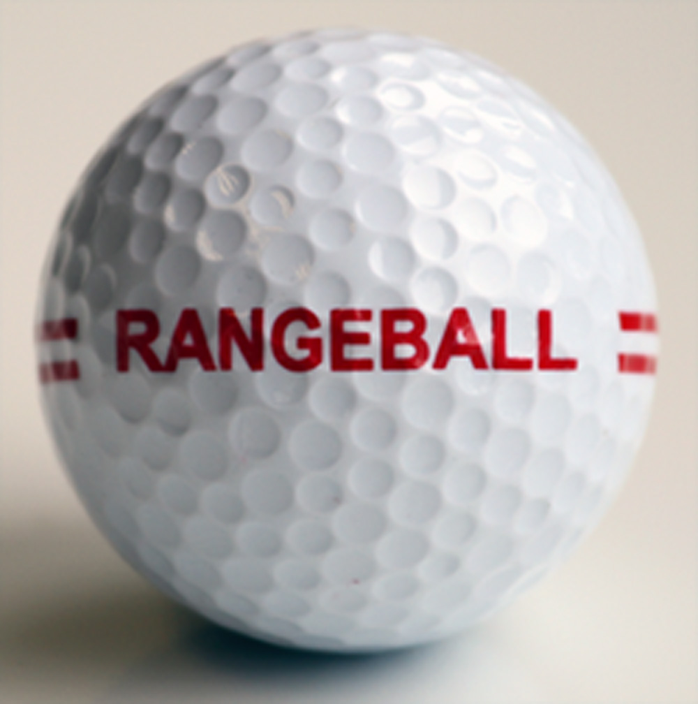 Rangeball 2 Piece Controlled Distance