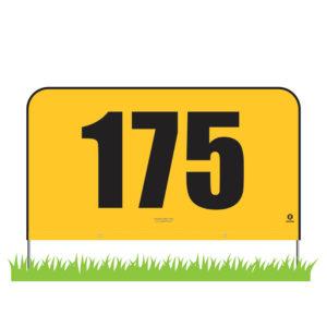 175 YB Horizontal Marker