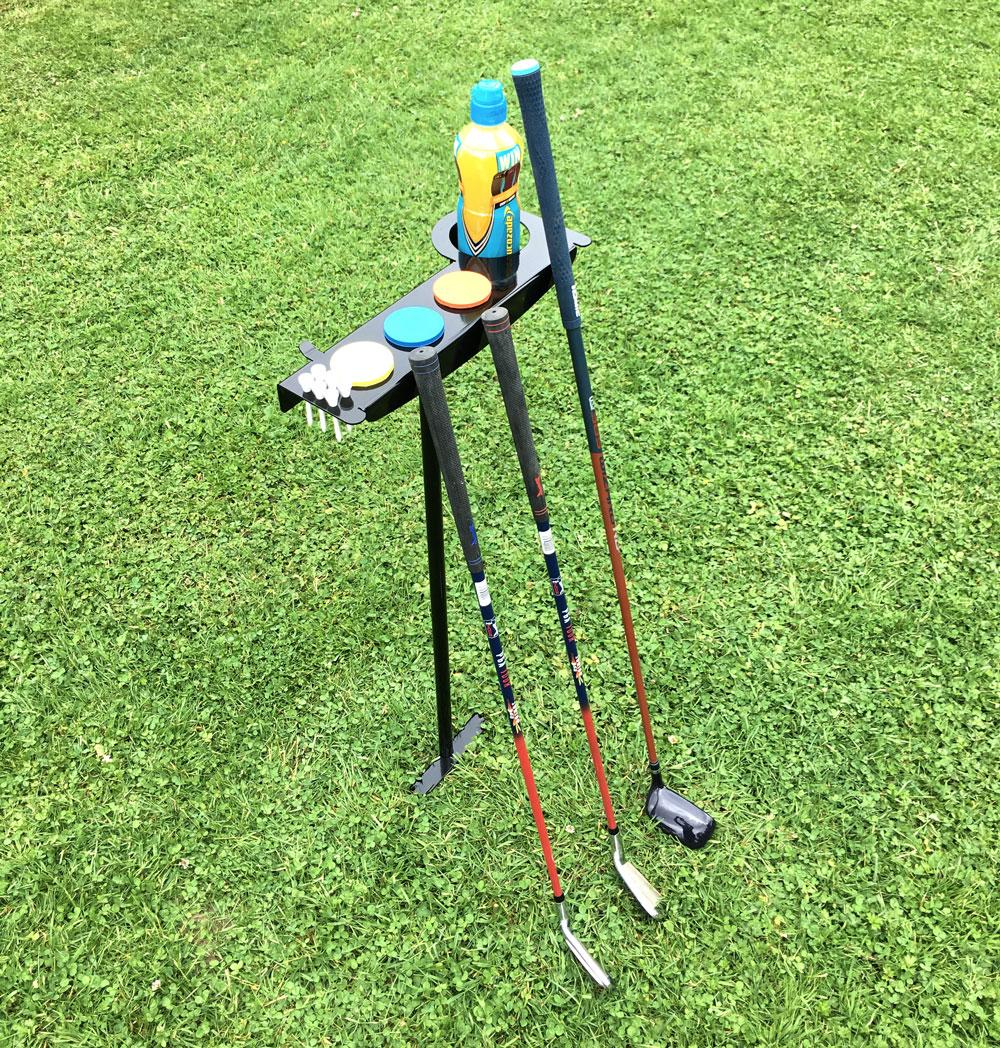 Outdoor Club Stands Rangeball
