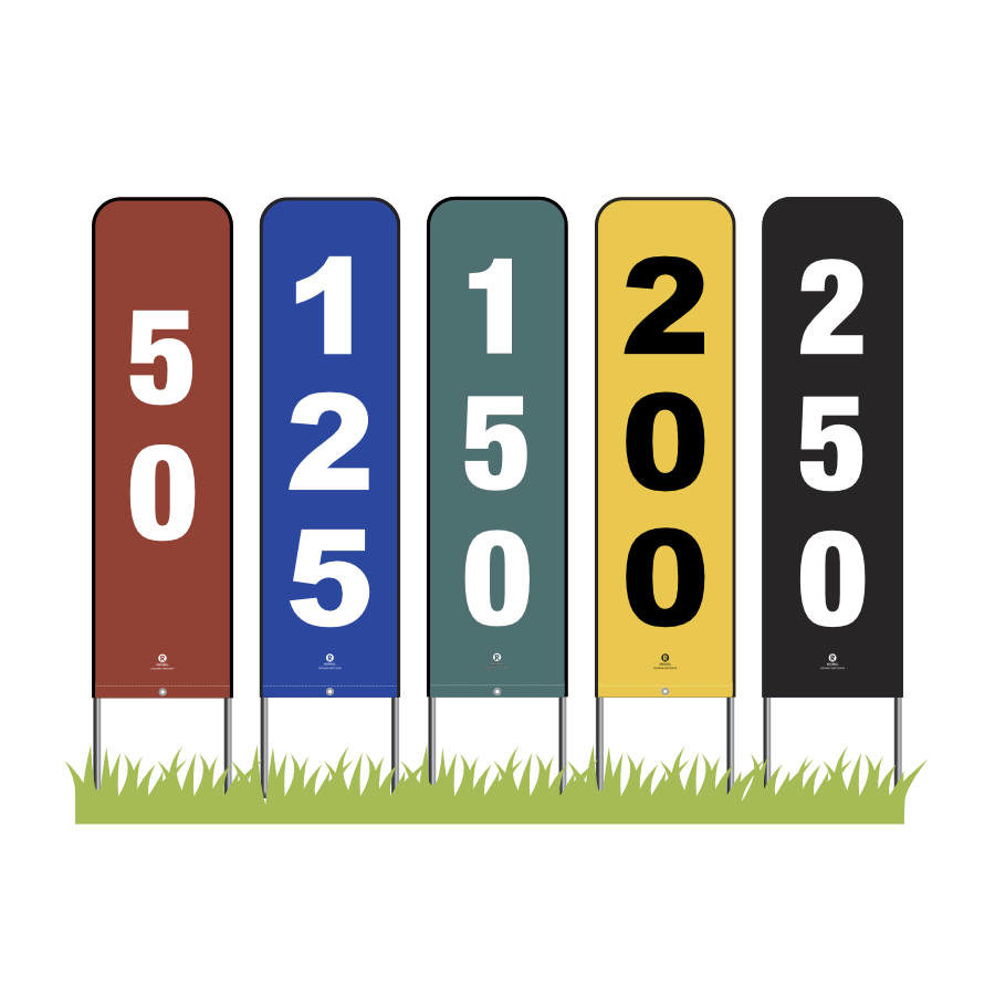 Vertical Distance Markers from EGM