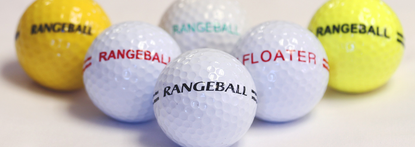 One Piece Range Balls