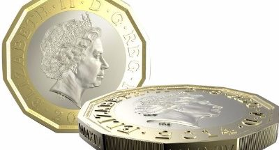 The new £1 coin will be released into circulation in January 2017