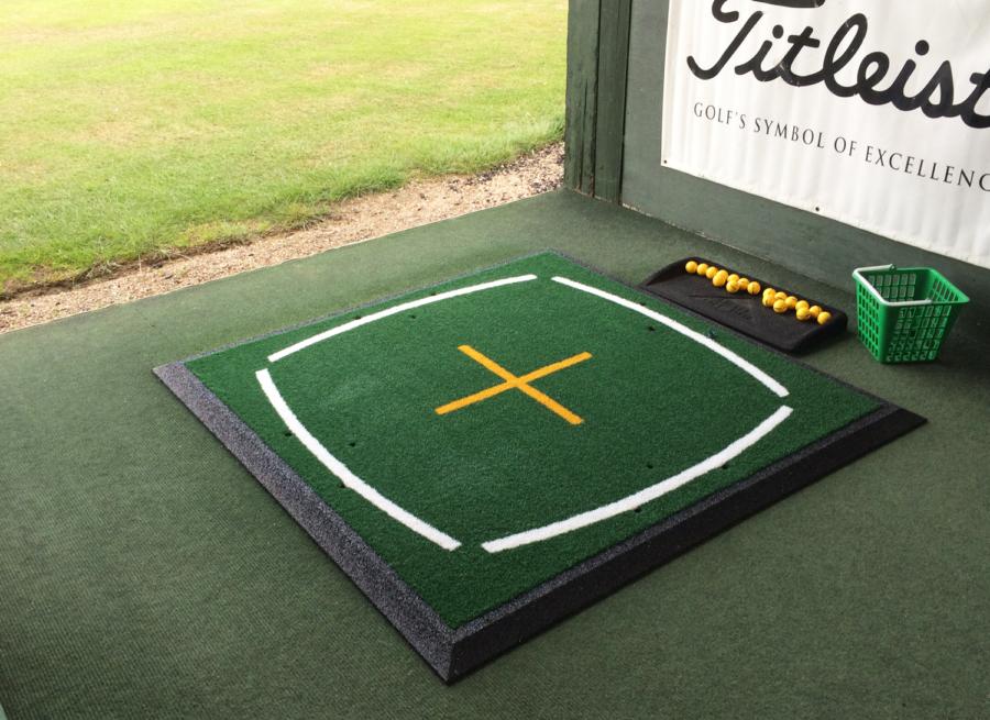 Rangeball UK Premier Teaching mat