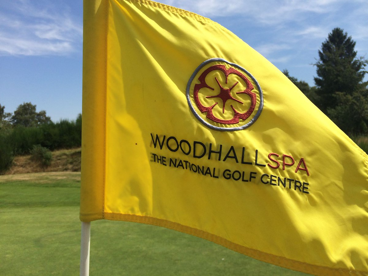 The National Golf Centre At Woodhall Spa Installation